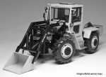 weise-toys 1038 - MB-trac turbo 900 mit Frontlader 2016