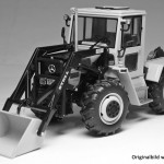 weise-toys 1038 - MB-trac turbo 900 mit Frontlader (2016)