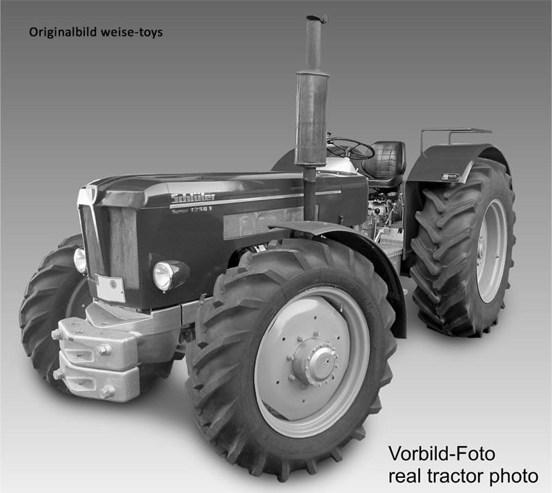 weise-toys 1042 - Schlüter Super 1250V 2016