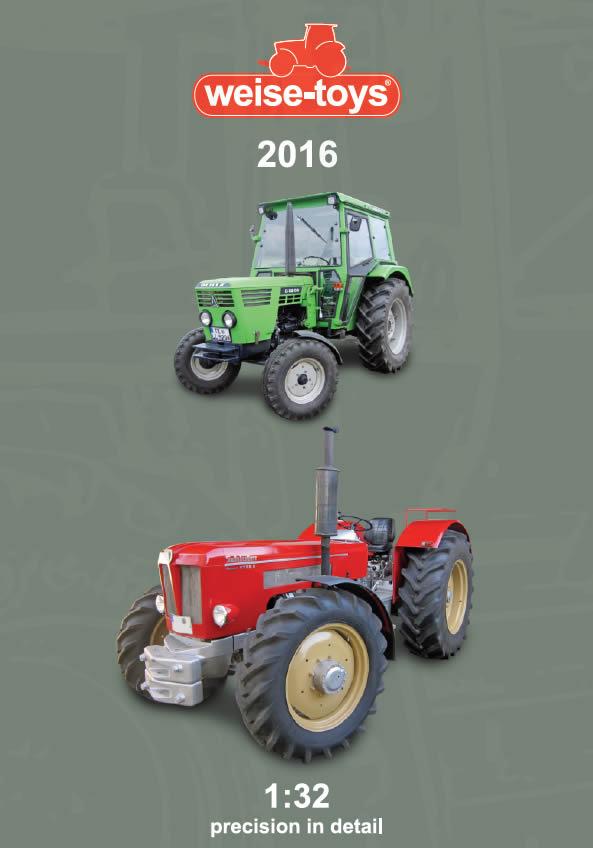 weise-toys Katalog 2016