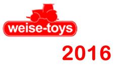 weise-toys Neuheiten 2016