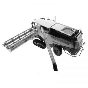 Wiking 7824 - Claas Lexion 760TT Mähdrescher mit V1200 Getreidevorsatz