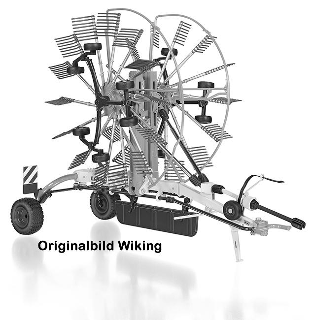 Wiking 7828 - Claas Schwader Liner 2600 Neuheit