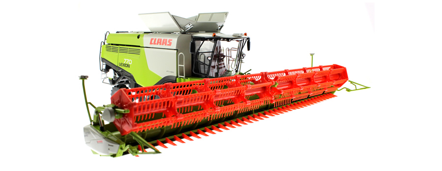 Wiking Mähdrescher Claas Lexion 770 Start