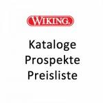 Wiking Katalog Prospekt Preisliste - Neuheiten
